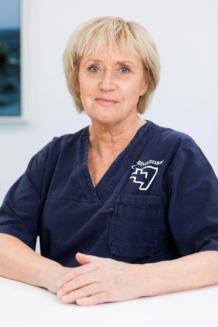 Inga-Lill Borgström