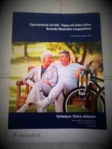 Egenvård vid KOL - Vägen till bättre hälsa. Reviderad upplaga 2017