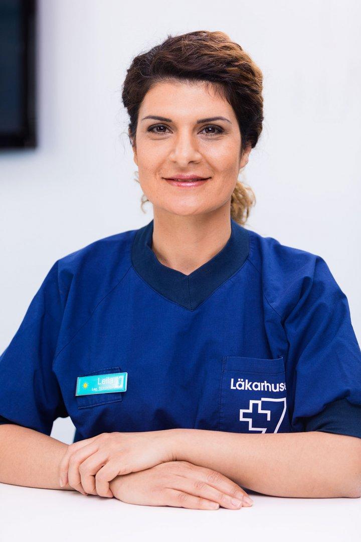 Leila Farashbandi